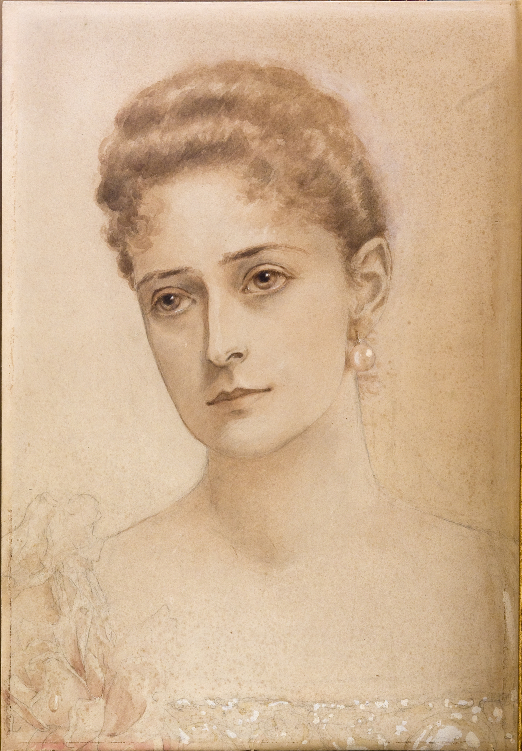 Empress Alexandra Paintings And Portraits